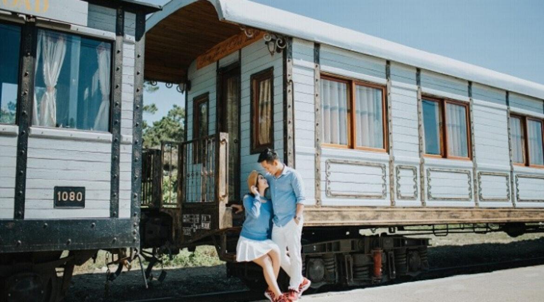Ga Nha Trang – điểm đến của những chuyến tàu chở đầy thanh xuân